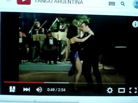 TANGO ARGENTINA ( A MEDIA LUZ)