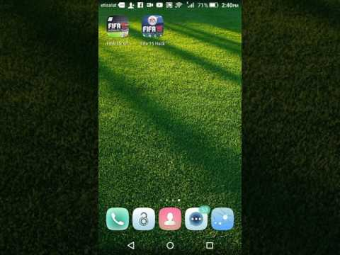 The Hack And Free Coins Fifa 15 Android . Ios