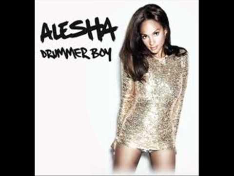 Alesha Dixon - Drummer Boy (full version+lyrics)