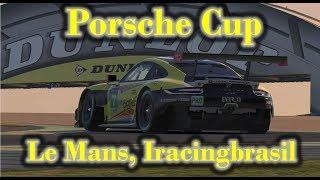 Porsche Cup, Iracingbrasil, 24h de Le Mans