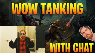 "Asmongold Reacts to ""Tank Threat Matters Again? - BfA"" by Preach Gaming - World of Warcraft"