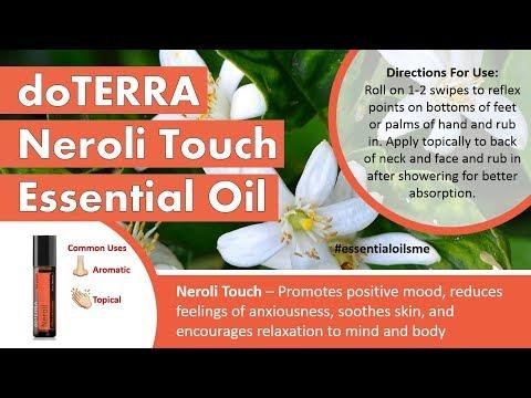 attractive-doterra-neroli-touch-oil-benefits