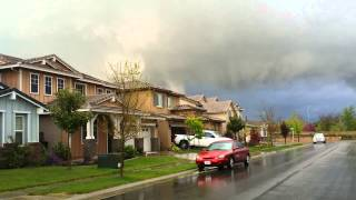 Tornado in ROSEVILLE CALIFORNIA