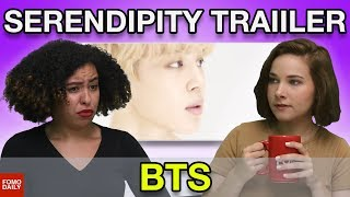 """BTS """"Serendipity"""" Trailer • Fomo Daily Reacts"""