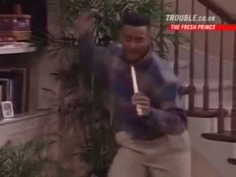 The Carlton Dance A Finch