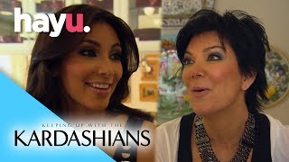 Kim Thinks Khloé is Pregnant | Keeping Up With The Kardashians