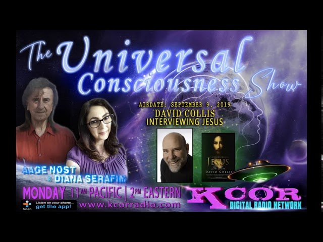 UNIVERSAL CONSCIOUSNESS SHOW - David Collins On The Future and Collapse Of Religion