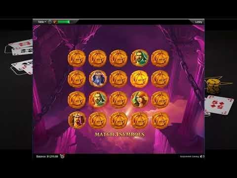 Слот AGE OF THE GODS и его бонусные игры на ПокерСтарс!Slot Machine AGE OF THER GODS On PokerStars