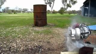 Jet Engine / Gas Turbine