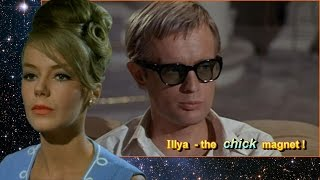 The Man From Uncle - IIlya Kuryakin -The Cool Spy