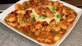 Shrimp & Grits (Saturday Meal) (Legacy) How - To - Make 💋