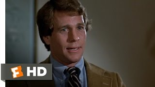 Oliver's Story (2/8) Movie CLIP - Just a Single Guest (1978) HD