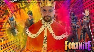 Fortnite : il King Colpisce Ancora , GGxC !