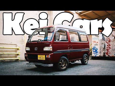 Most Lovable Japanese Kei Cars