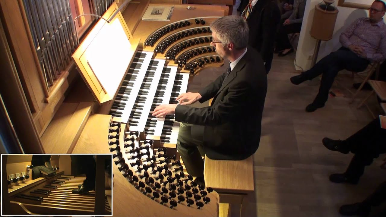 Johann Pachelbel - Ciacona in f-moll