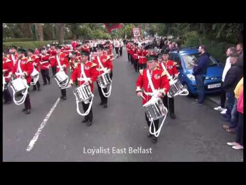 1st of July Somme Parade East Belfast