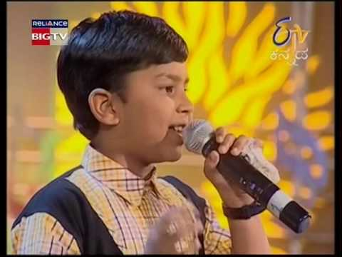 Jaswanth Performing Laali Suvvali Kannada Song