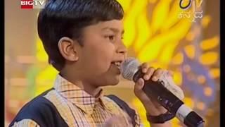 Jaswanth performing laali suvvali kannada song