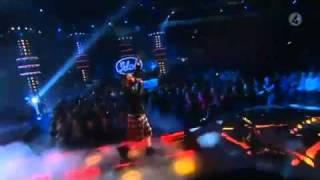 Jay Smith - Like A Prayer (Madonna) - Swedish Idol 2010 HD HQ