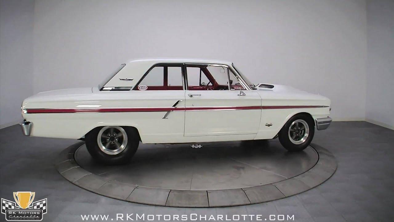 Ford Falcon Drag Cars