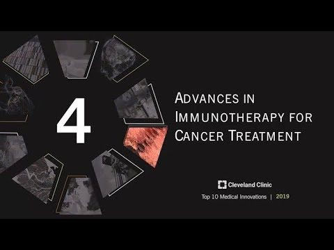 4. Advances in Immunotherapy for Cancer Treatment