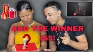 ANNOUNCING OUR GIVEAWAY WINNERS!! (B Squad)