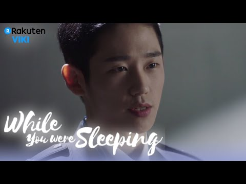 While You Were Sleeping - EP8   Lee Jong Suk Investigates Jung Hae In [Eng Sub]