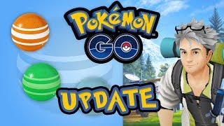 Neues Update 0.103.2 - Sonderbonbons in Massen umwandeln | Pokémon GO Deutsch #616