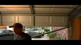 replace your garage door bottom seal