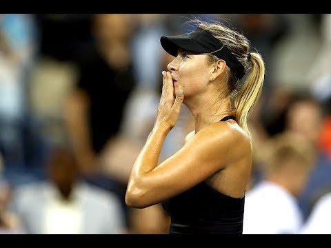 US Open Exclusive: One-on-one with Maria Sharapova