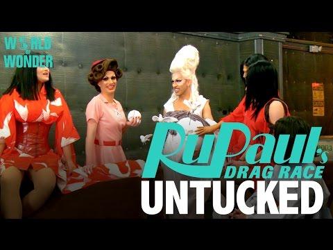 Untucked: RuPaul's Drag Race Season 8 - Episode 5