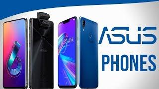 Journey of Asus Smartphones in India!