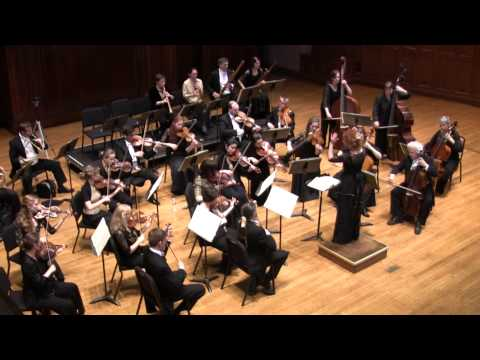 Mozart Symphony No. 33 in B-flat major, 1st mvt -- Apollo's Fire