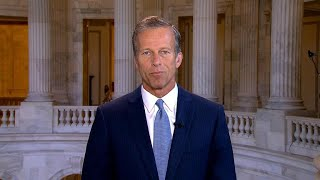 Sen. Thune on McCain's cancer diagnosis, health care bill