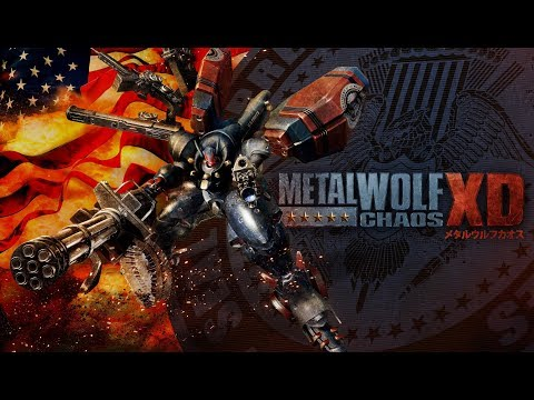 Metal Wolf Chaos XD - Teaser Trailer