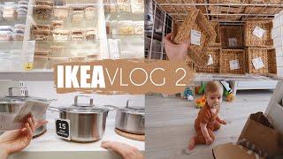 IKEA VLOG 2 | ШОППИНГ В ИКЕА