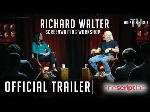 Richard Walter Screenwriting Workshop | Official Trailer | Jan 11 on IFHTV