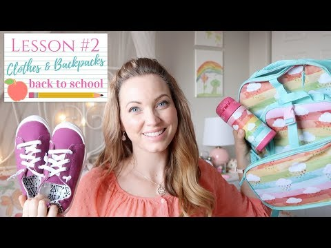 Kids Clothing Haul | My Top 2 Tips | Back To School 2017
