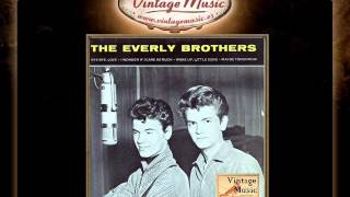 The Everly Brothers -- I Wonder If I Care As Much (VintageMusic.es)