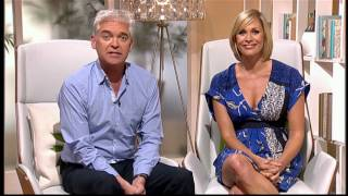 Jenni Falconer - Irresistible Cleavage Such A Tease - 14-Apr-11