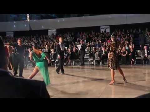 Kamil Studenny and Anna Pelypenko - Rumba - Ohio Star Ball 2014