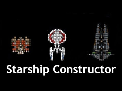 Starship Constructor - (Spaceship Construction Game)