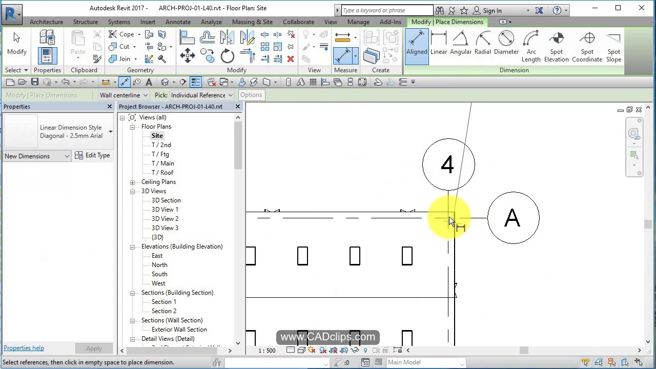 REVIT ARCHITECTURAL PROJECT 43 PROPERTY LINES YouTube – Property Site Plan Software