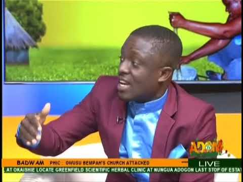 The Relevance of 'End Of Year Prophecies' - Badwam on Adom TV (3-1-19)