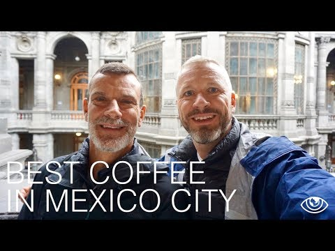 Best Coffee in Mexico City / Mexico Travel Vlog #157 / The Way We Saw It