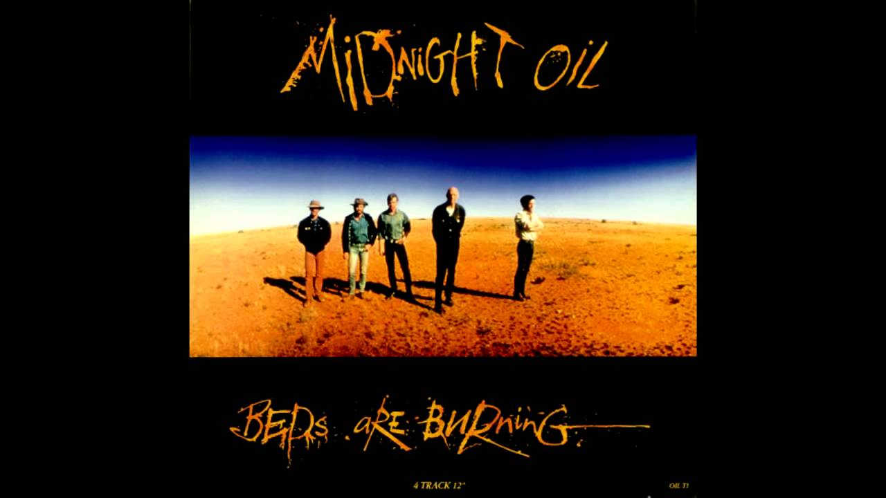 midnight oil beds are burning unplugged hd youtube