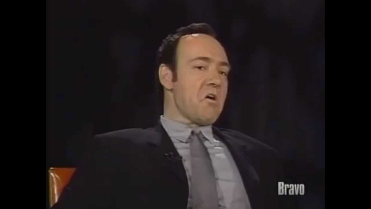 Kevin Spacey's Impress... Al Pacino Impression