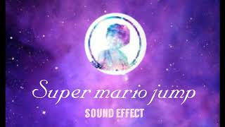 Download Super mario jump sound effects   NO COPYRIGHT   FREE TO DOWNLOAD   ZacharyDwayne channel