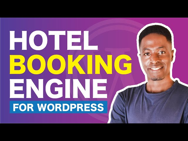 Hotel Booking Engine for WordPress by TemplateMonster 2020