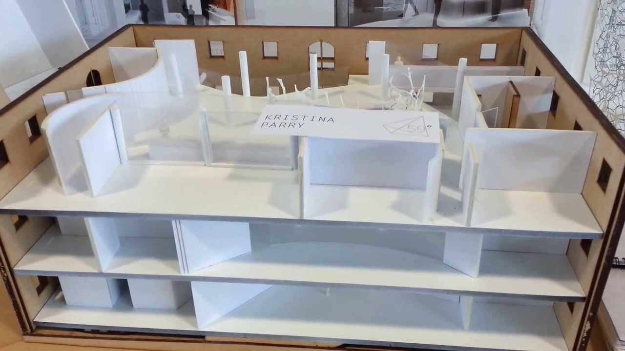Nottingham Trent Uni Architecture Degree Show YouTube